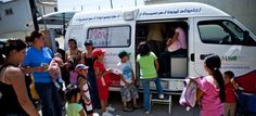 Mobile Clinic Service Day Sponsorship -- $150 for 1 day ensuring thousands of people living in impoverished communities along the California-Mexico border will have access to a range of vital healthcare services