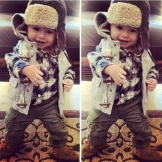 Gangsta baby lol #rebel