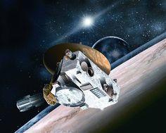 Físicos de Aveiro explicam rotação caótica de luas de Plutão