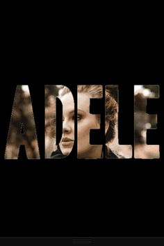 ADELE Love her Music :)