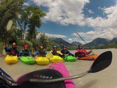 French Alps Kayaking, 2013 Kayak Adventures, French Alps, Kayaking, Outdoor Decor, Kayaks
