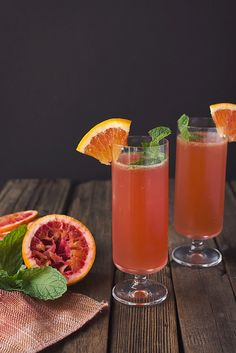 bourbon blood orange