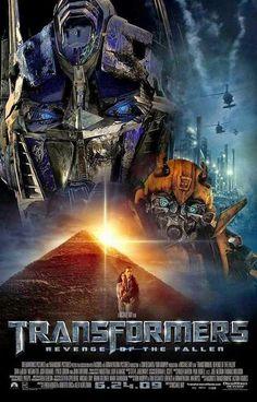 Science fiction film : transformers revenge of the fallen, hier zijn natuurlijk meer van daarom heb ik dit affiche gekozen omdat dit mij het meeste zegt over het science fiction genre in deze filmreeks. (2009)