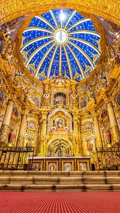 San Francisco church with a temple, a series of chapels, and a convent is one of the best tourist attractions in Ecuador