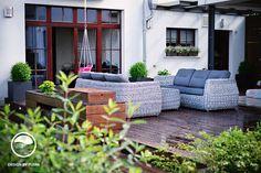 Posezení na terase Patio, Outdoor Decor, Home Decor, Decoration Home, Room Decor, Home Interior Design, Home Decoration, Terrace, Interior Design