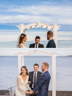 Wedding in Shediac, New Brunswick, Canada. Photo by Brady McCloskey Photography