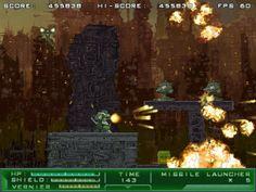 RetroManiac | Revista de videojuegos retro |Videogames Magazine | Indie | Games | Gratis: Gigantic Army, el juego de mechas de los creadores...