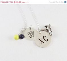On Sale Hand Stamped Sterling Silver Cross by LifePopDesigns, $37.80