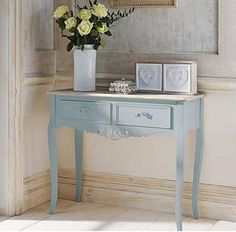 Dunelm Exclusive - Designed and Developed by Dunelm. Dressing Table Dunelm, Hallway Mirror, Mirrors, Nightstand, Entryway Tables, Shabby, Vanity, Inspiration, Furniture