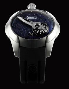 Azimuth SP-1 Mechanique Spaceship Stonedial