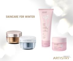 ARTISTRY: Youth X-tend, Ideal Radiance & Artistry Essentials http://www.amway.at/user/maurermarco