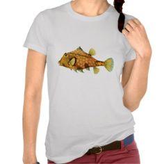 Helmet Cowfish Shirt