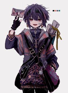 Az on - Charaktere - Anime Anime Oc, Anime Neko, Dark Anime, Kawaii Anime, Anime Fantasy, Cute Anime Boy, Anime Art Girl, Anime People, Anime Guys