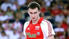 Michał Ruciak. Polish Volleyball Player.