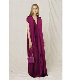 The Row - PRISTON SILK MAXI DRESS  - mytheresa.com GmbH