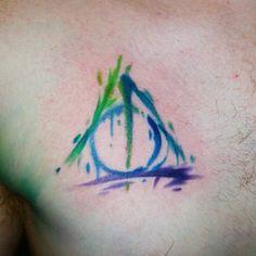 HP watercolor