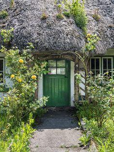 Adare Cottage by Flapweb on Flickr. @kendrasmiles4u