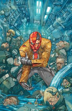 The Red Hood - Jason Todd (New Earth)