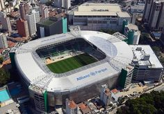 Allianz Parque Arena Palmeiras - Architectural spectacle