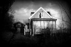 House Where Nobody Lives, photography by Kristine Bergheim