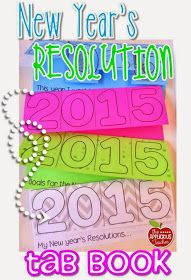 New Years resolutions activity