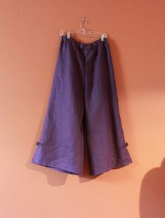 custom heavy linen 2 pieces by annyschooecoclothing