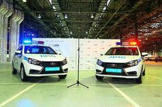 100%™ 2014-17 Lada Vesta | Russian Police