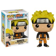 Naruto Pop! Vinyl Figure - Funko - Naruto - Pop! Vinyl Figures at Entertainment Earth