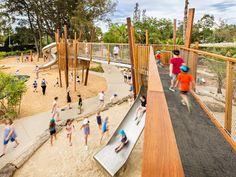 Super Park Structure | Fleetwood Urban