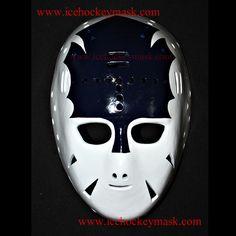 VINTAGE FIBERGLASS STREET ROLLER NHL ICE HOCKEY MASK GOALIE HELMET - Douglas Robert Favell HO21 we  Condition : Brand new, never use and ready to wa