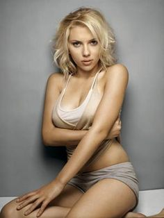 Scarlett Johaansson - most sexy girl in Hollywood