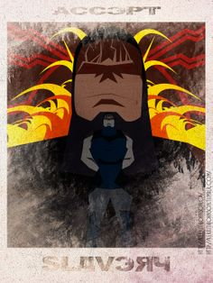 Accept - Darkseid by KerrithJohnson.deviantart.com on @deviantART