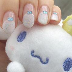 簡単すぎるシナモンネイル💙 ALL100均 200円ネイル http://ameblo.jp/s1zu9/entry-12245317974.html #続きはアメブロで . このマニキュア ☁️白ベース 💙目とイメージカラーのブルー 💖ほっぺのピンク 🐥鳥さんイエロー . シナモンにぴったりです\(^o^)/ 詳しくはアメブロ見てください🎵 . シナモンカレーの写真もブログに載せたのですが 食べた事ありますか?🍛💙 . . . #nail #polish #selfnail #nailpolish #ネイル #セルフネイル #マニキュア #ポリッシュ #100均ネイル #ほぼ100均ネイル  #100均 #プチプラ #ダイソー #キャンドゥ #네일 #매니큐어 #셀프네일 #指甲油 #美甲 #指彩 #シナモン #シナモンネイル #サンリオ #sanrio #サンリオネイル . 【ほぼ100均ネイル しずく】 新刊《ディズニーセルフネイル》よろしくお願いします♡