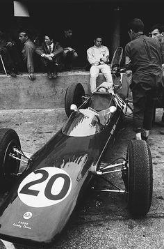 pinterest.com/fra411 #vintage #formula1 - 1962 Italian Grand Prix