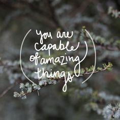 you...yes, you. #keepgoing