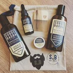Já ganhei meu presente de natal do meu amor :-) adorei ❤️ #sobrebarba #beard #façaamornãofaçaabarba
