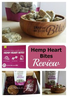 Living the (healthy) snacking life with Manitoba Harvest Hemp Heart Bites. #ad