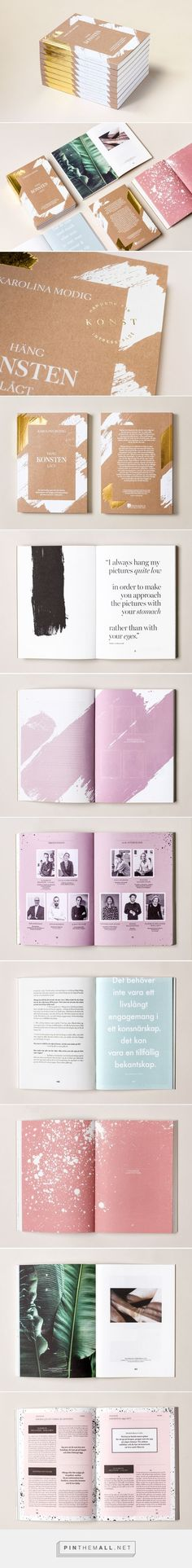 Häng konsten lågt Art Book Branding on Behance | Fivestar Branding – Design and Branding Agency & Inspiration Gallery