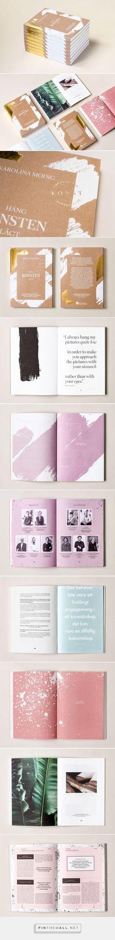 Häng konsten lågt Art Book Branding on Behance | Fivestar Branding – Design and Branding Agency & Inspiration Gallery