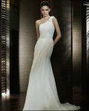 San Patrick Wedding Dress STYLE #Cabal