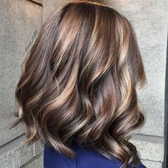 Caramel and Chocolate Balayage. Color by @amy_ziegler  #hair #hairenvy #hairstyles #haircolor #brunette #balayage #highlights #newandnow #inspiration #maneinterest