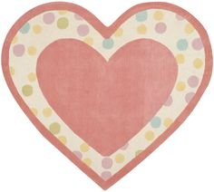 A Valentines day gift your kids can use! Explore kids rugs from Martha Stewart Living @homedecorators.