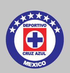 Cruz Azul vinyl decal, multi purpose decal, laptop sticker by DecalsPatalux on Etsy Top Soccer, Soccer Logo, Sports Logo, Football Team Logos, Football Soccer, Soccer Teams, Soccer World, World Football, Mexican Soccer League