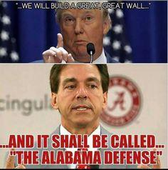 54e3fdc0fb871d4bd0c6da51b7ebbb41 alabama football funny alabama memes they all hate us until they need a new coach rolltide bama