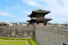 Suwon Hwaseong, Corea del Sur. —