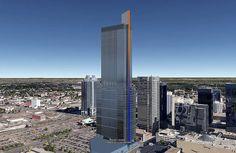 Stantec Tower In Edmonton, Alberta (Complete Details)