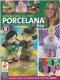 Cold Porcelain magazine 8 2011  by Leticia Suarez by AmGiftShoP