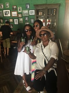 7/17/2017- Connecting with mojitos on the Little Havana Food Tour at Ball & Chain on the trail.