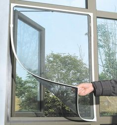 Cheap curtain styles, Buy Quality curtain screen door directly from China curtain tassle Suppliers: Insect Fly Bug Mosquito Net Door Window Net Netting Mesh Screen Curtain Protector Flyscreen DIY Anti Mosquito, Mosquito Net, Net Curtains, Mosquito Curtains, Door Curtains, Curtain Trim, Window Mesh Screen, Curtain For Door Window, Screen Doors