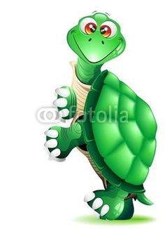 Tartaruga Cartoon con Pannello-Turtle Cartoon Panel-Vector - Buy this stock vector and explore similar vectors at Adobe Stock